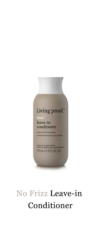 No Frizz Leave In Conditioner