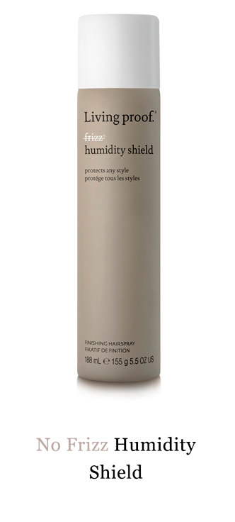 No Frizz Humidity Shield