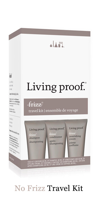 No Frizz Travel Kit