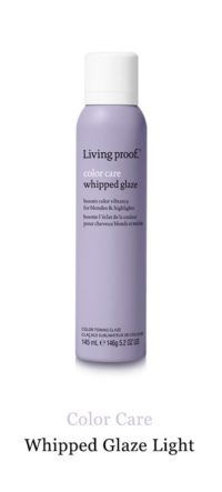 Color Care Whipped Glaze Light